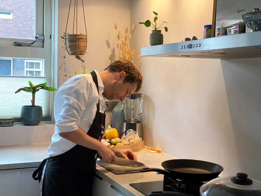 Verbeterbeleving in de keuken