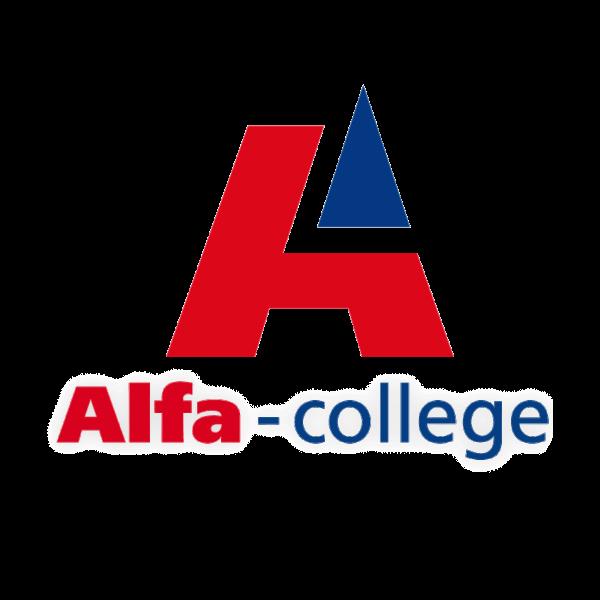 Logo Alfa-college